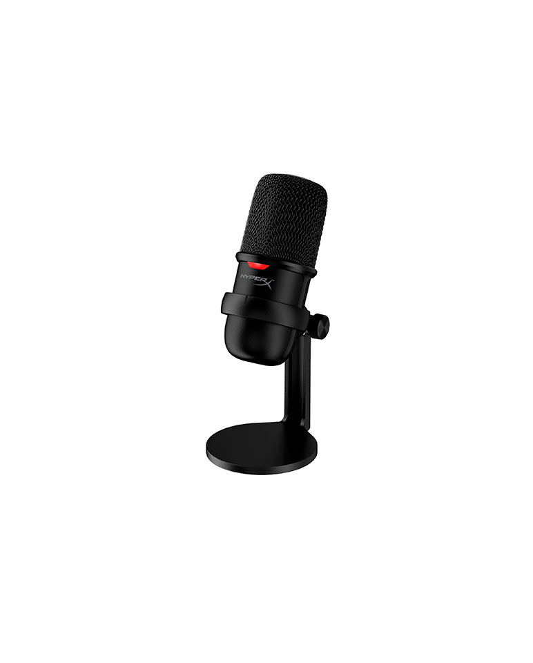 Micrófono Gamer Hyperx Solocast Usb Plug N Play