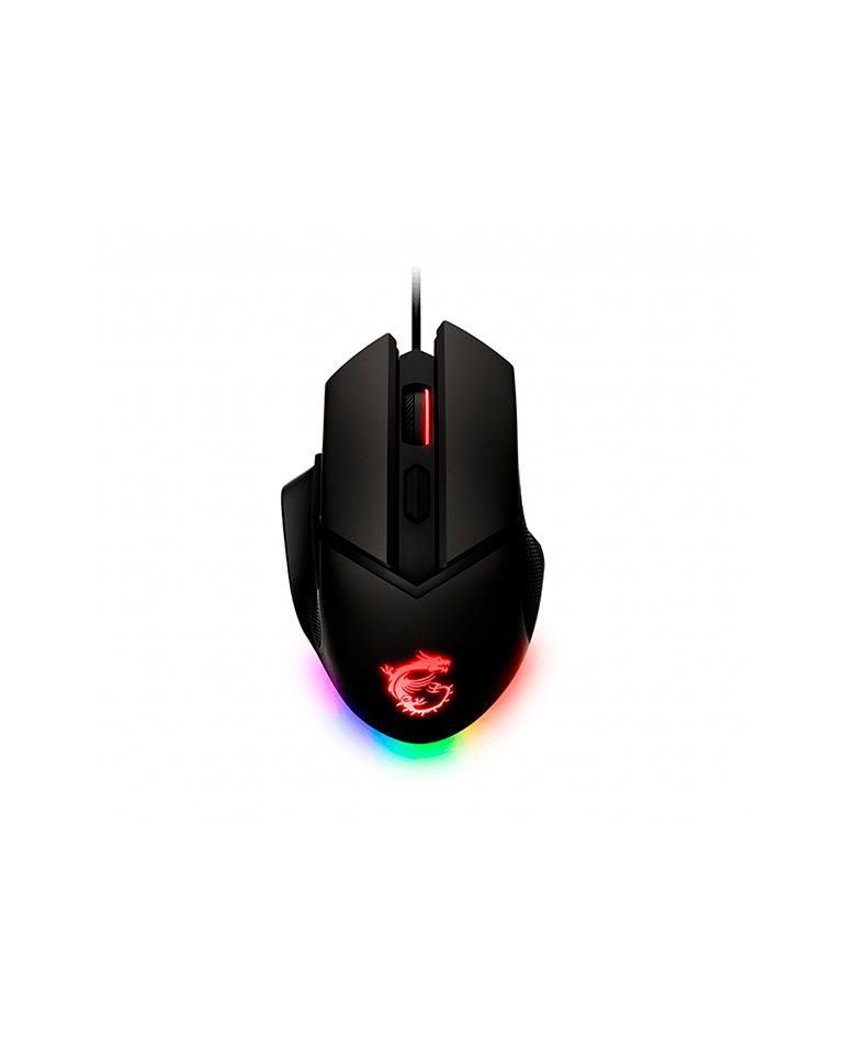 Mouse Gamer MSI Clutch GM20 Elite RGB