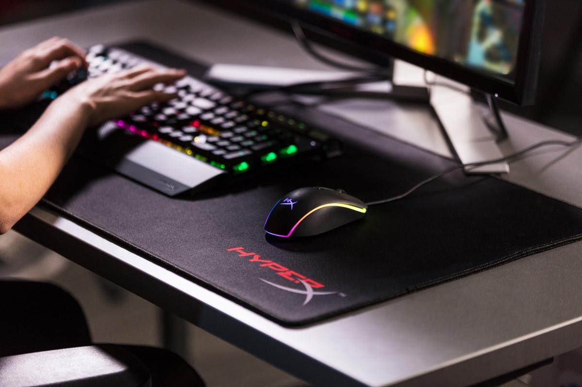 Sorprendete con el nuevo Mouse Gamer Surge 360 de Hyperx