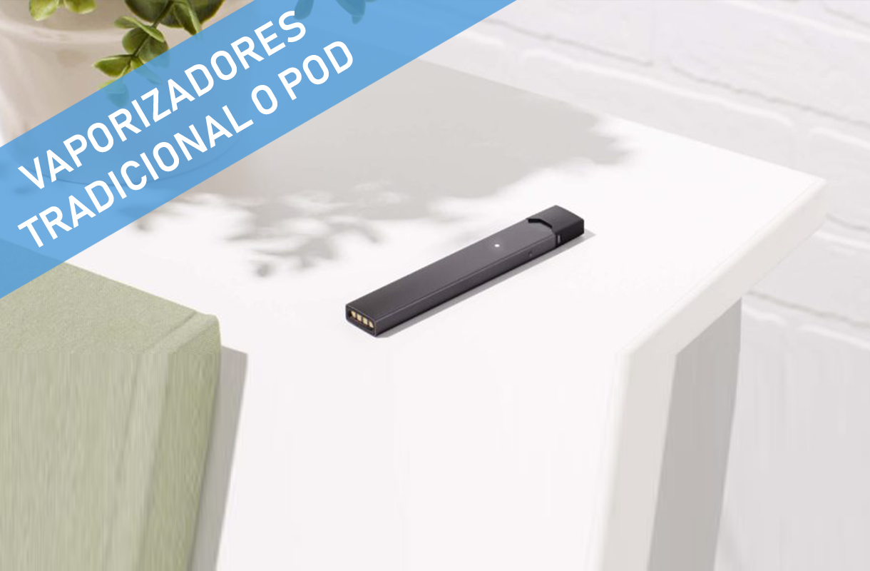 Guia de Inicio - ¿Qué vaporizador o cigarro electronico escoger?