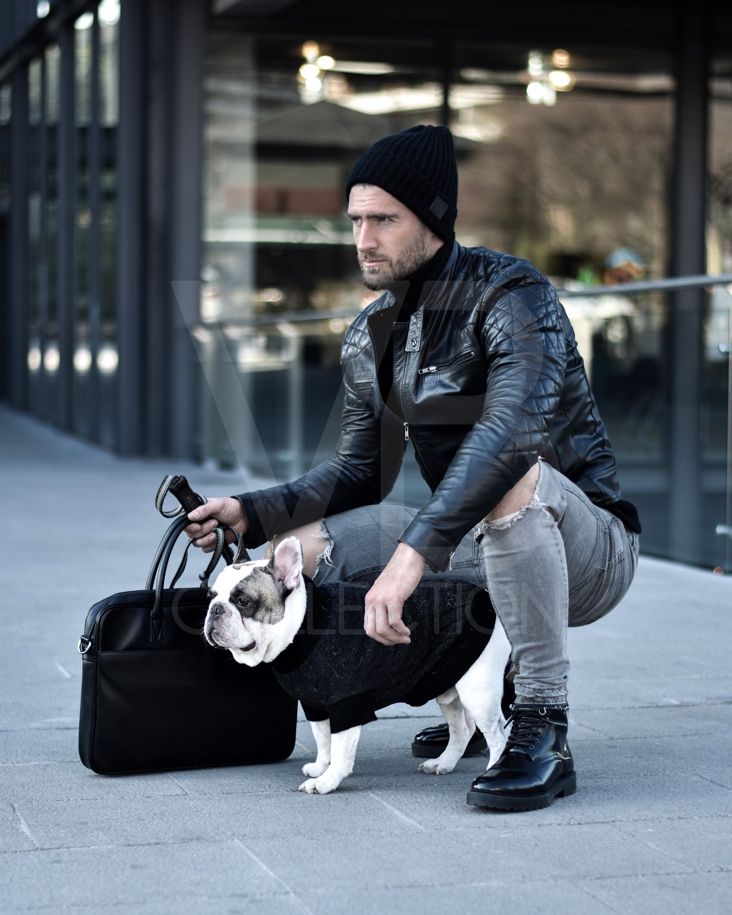 Chaqueta Beckham Black