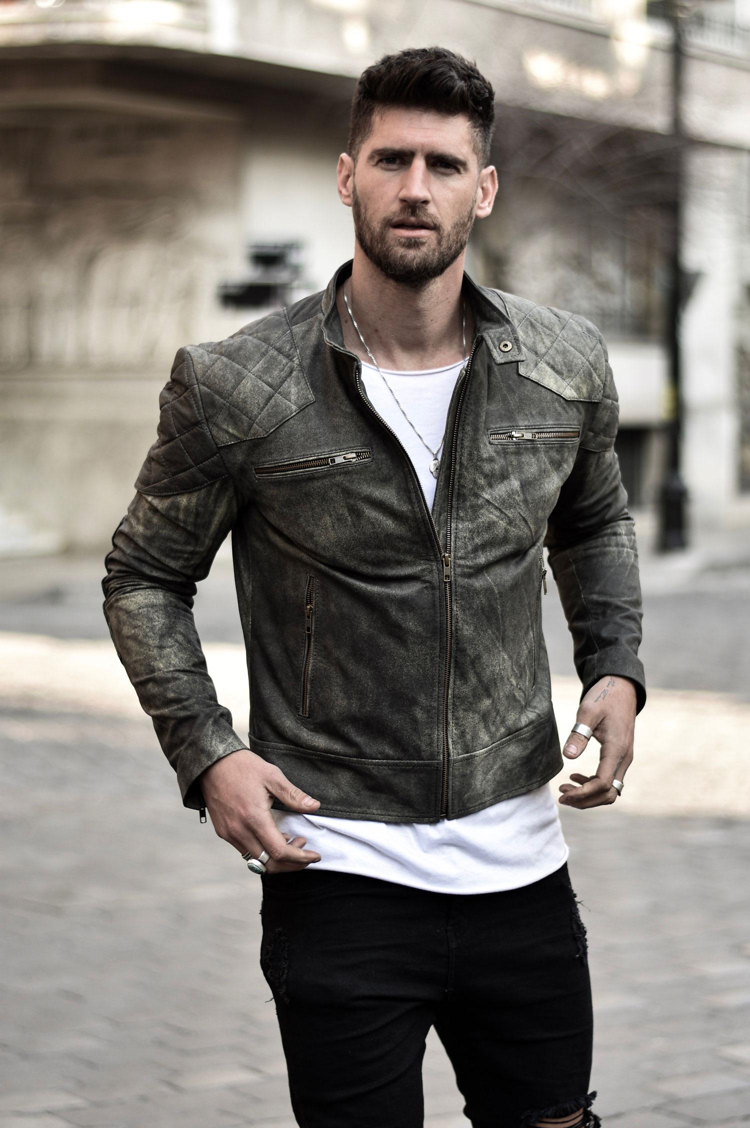 Chaqueta Beckham Verde