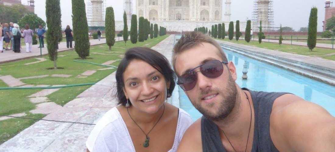 Chilenos conocen el amor gracias a Viaja Estudia