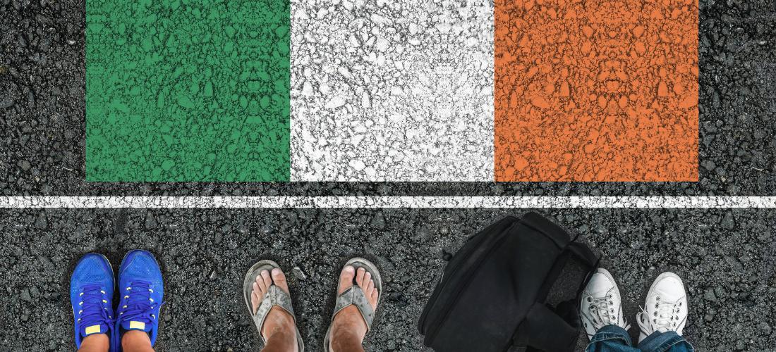 ¿Como puedo estudiar y trabajar en Irlanda?