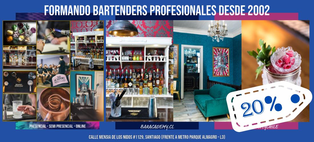 Prepárate para trabajar como bartender mientras estudias en el extranjero