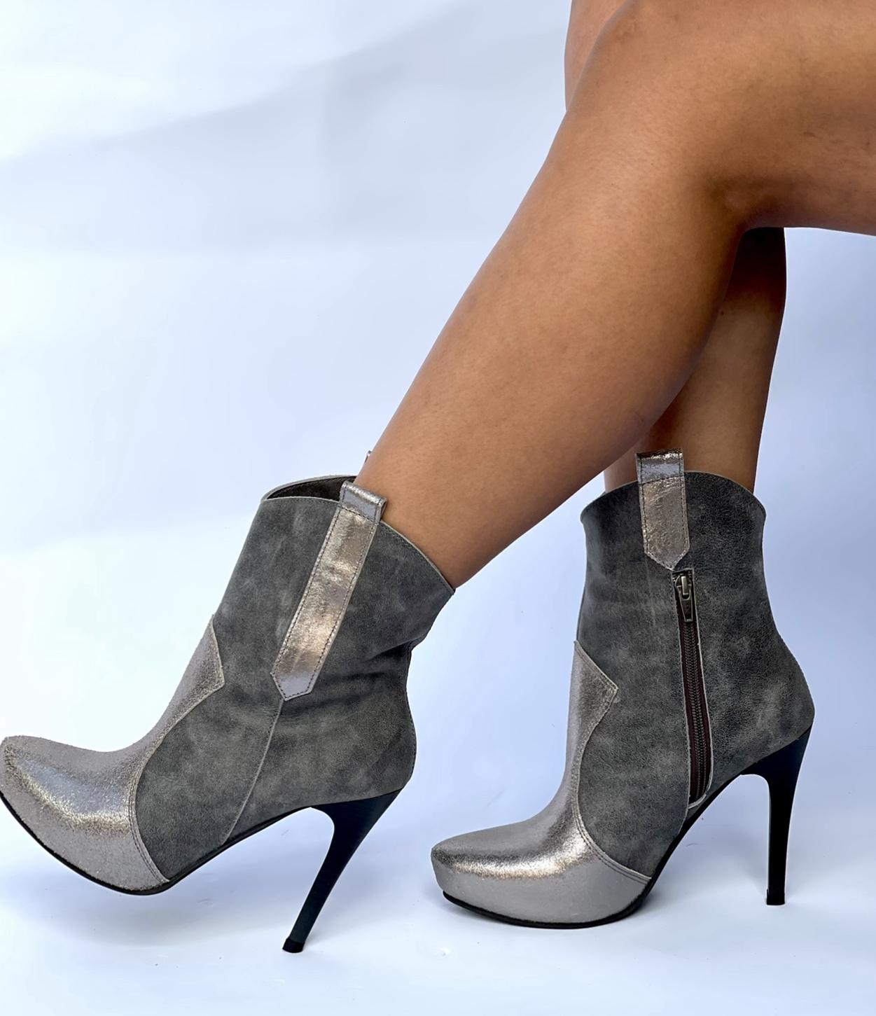 Paris gris plata