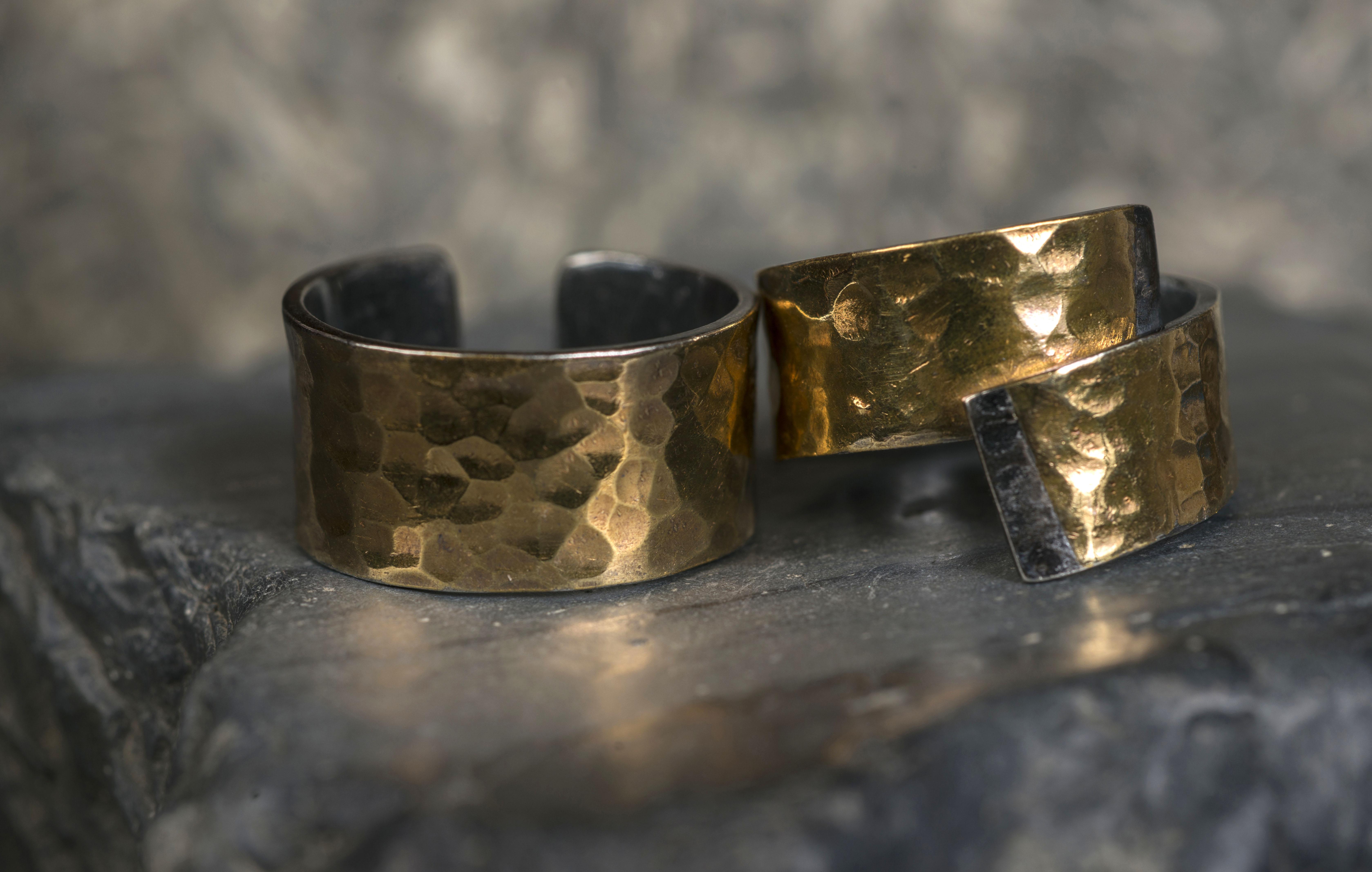 Argollas Oro Mágico