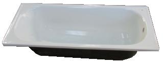Tina 150x70x36 cm con Antideslizante