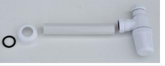 Sifon Plastico con Tubo para Lavaplatos