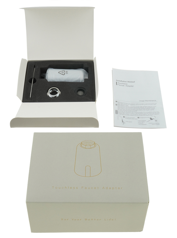 Sensor Inteligente Automático Para Llave De Agua