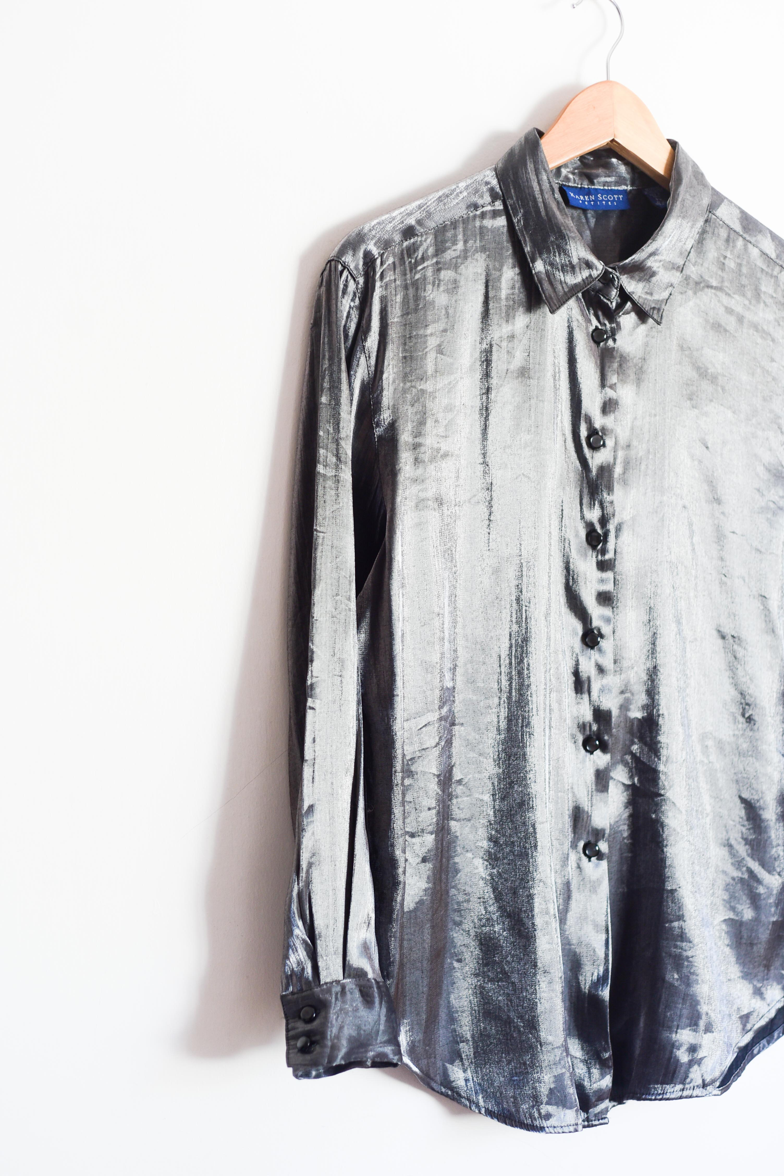 Camisa silver vo.2
