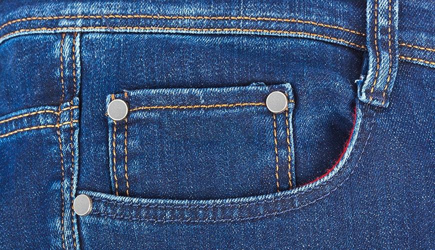 El bolsillo chico fue diseñado para...