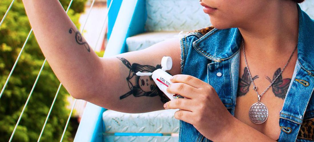 ¿Como cuidar mi tatuaje?
