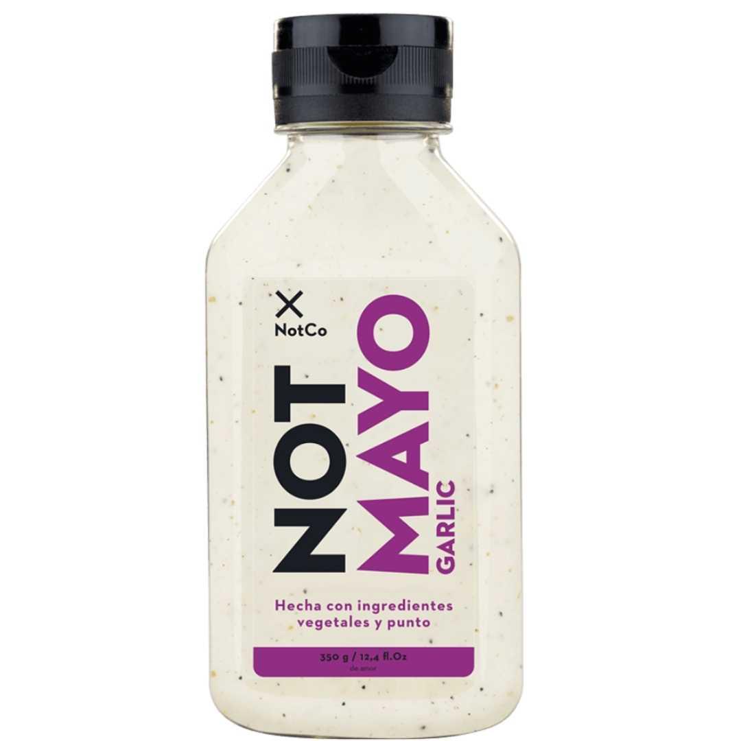 Not Mayo Garlic