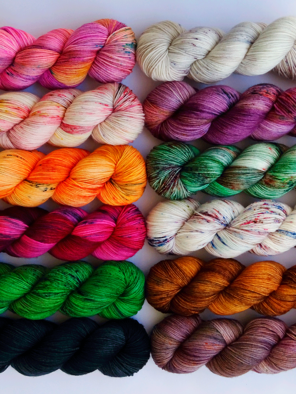 Full Skeins Yarn Set