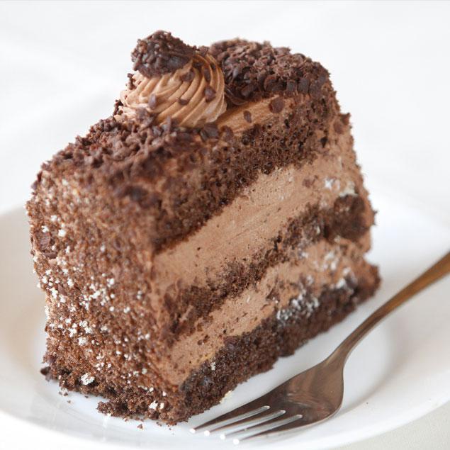 Pastel  Bizcochuelo Chocolate