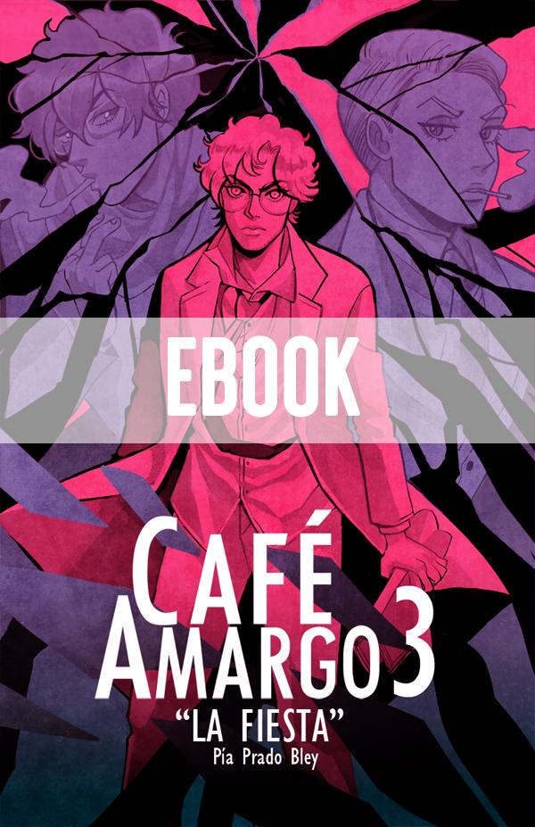 (EBOOK) Café Amargo #3