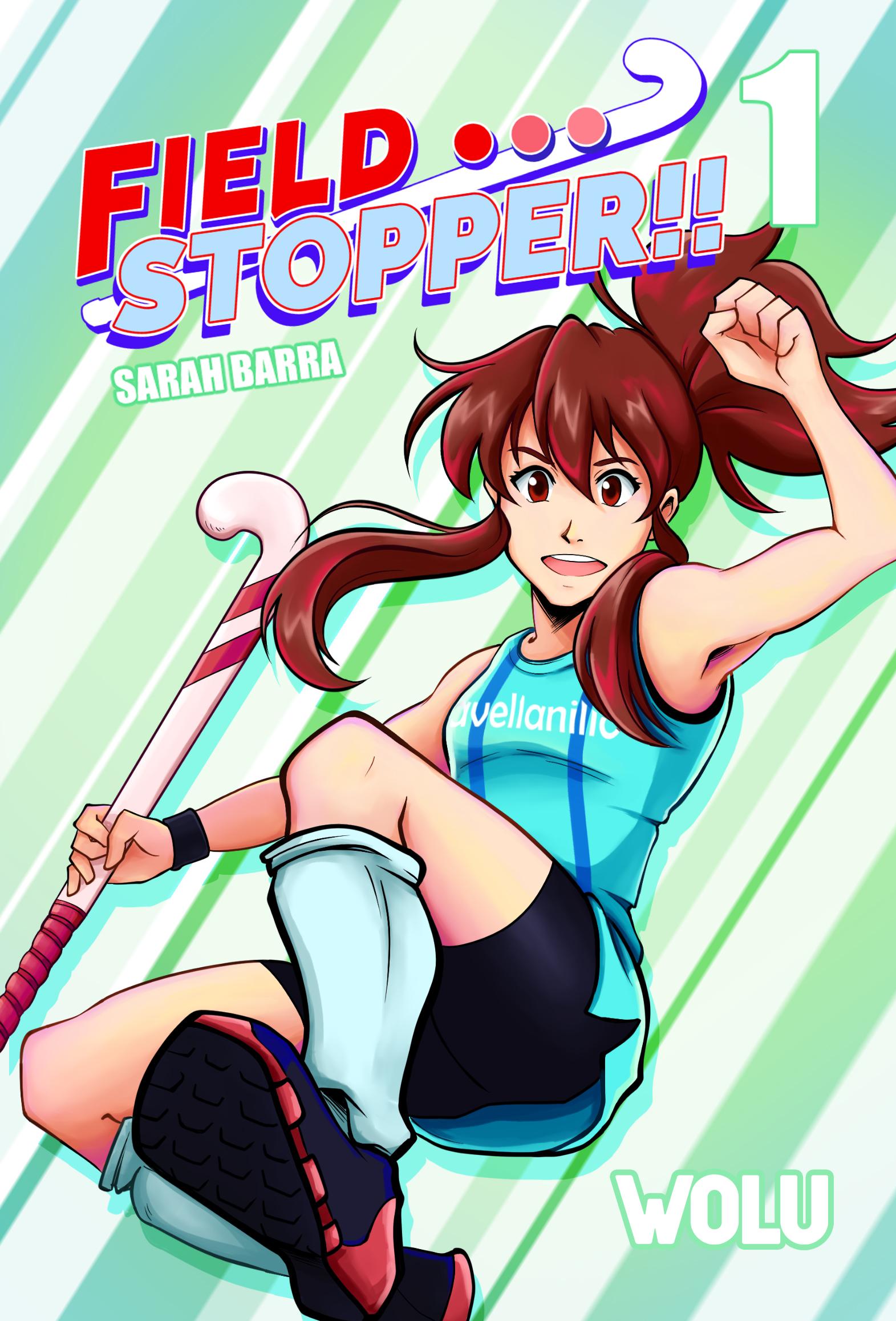 (PREVENTA) FIELD STOPPER!! #1