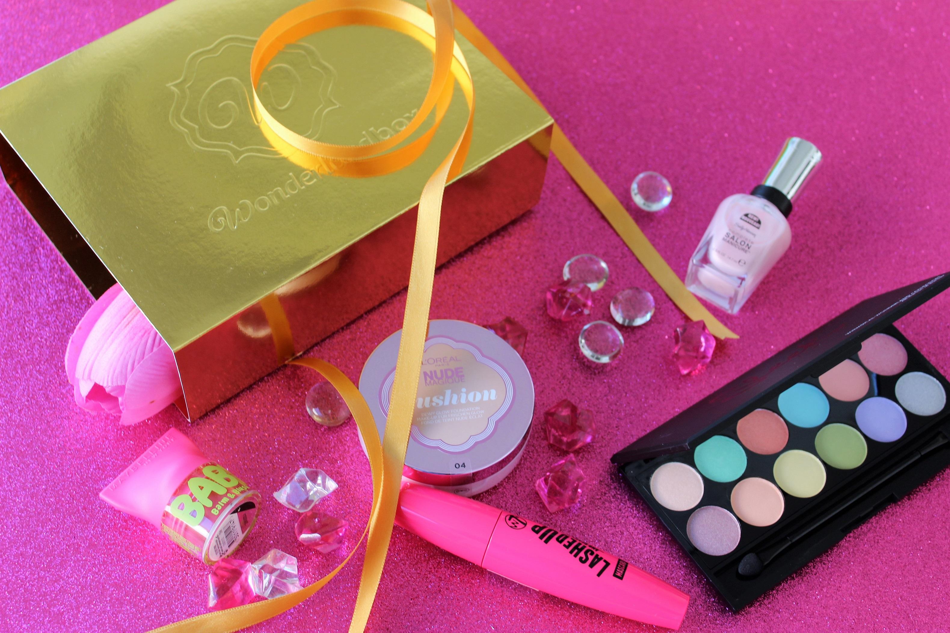 Beauty Box - Boas Vindas