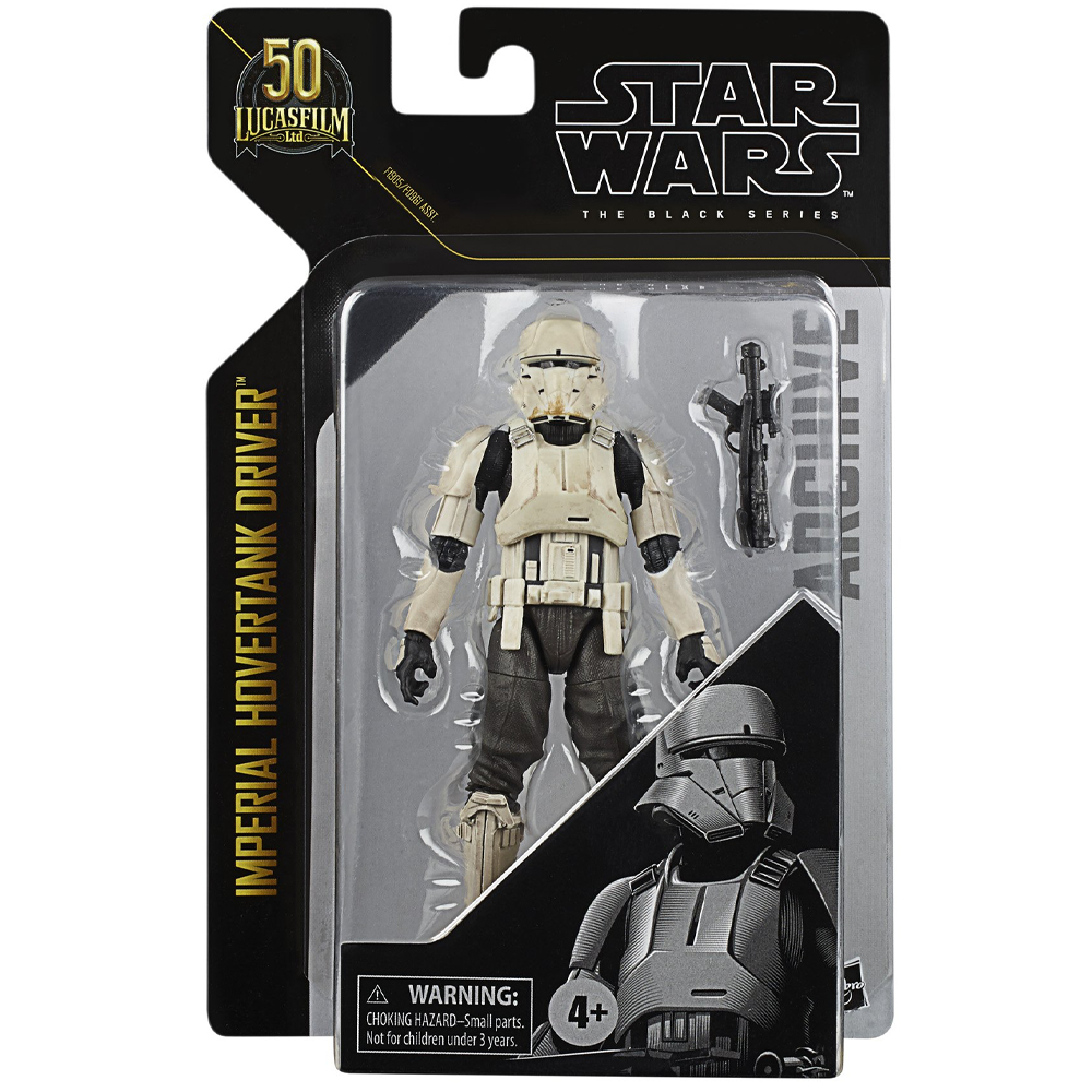 """Imperial Hovertank Pilot """"Rogue One: A Star Wars Story"""", The Black Series Archive Wave 2"""