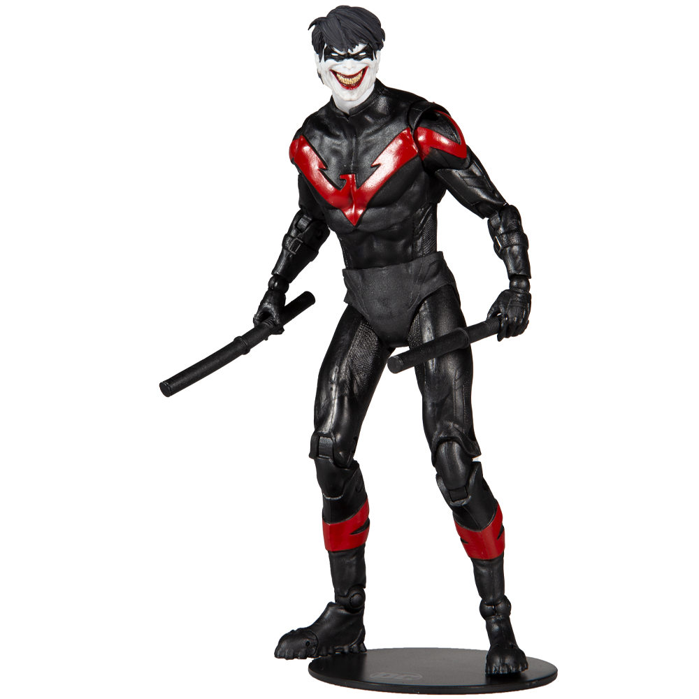 """Nightwing Joker """"New 52 Variant Cover"""", DC Multiverse - McFarlane Toys"""