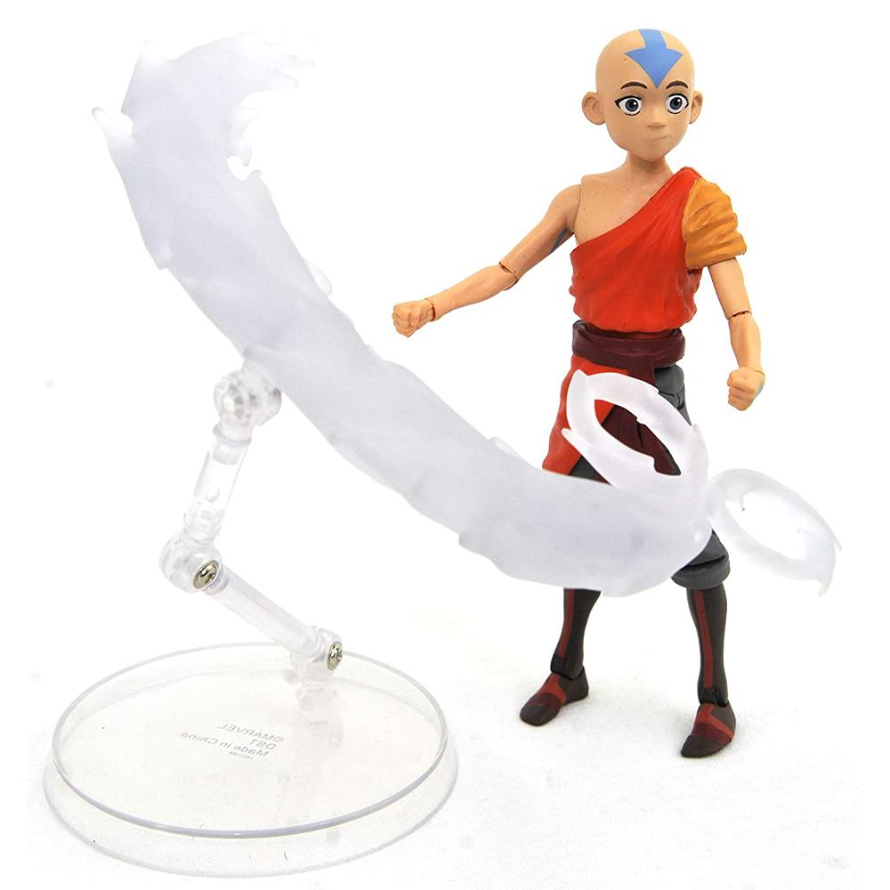 "Aang ""Avatar: The Last Airbender"" Series 1, Diamond Select Toys"