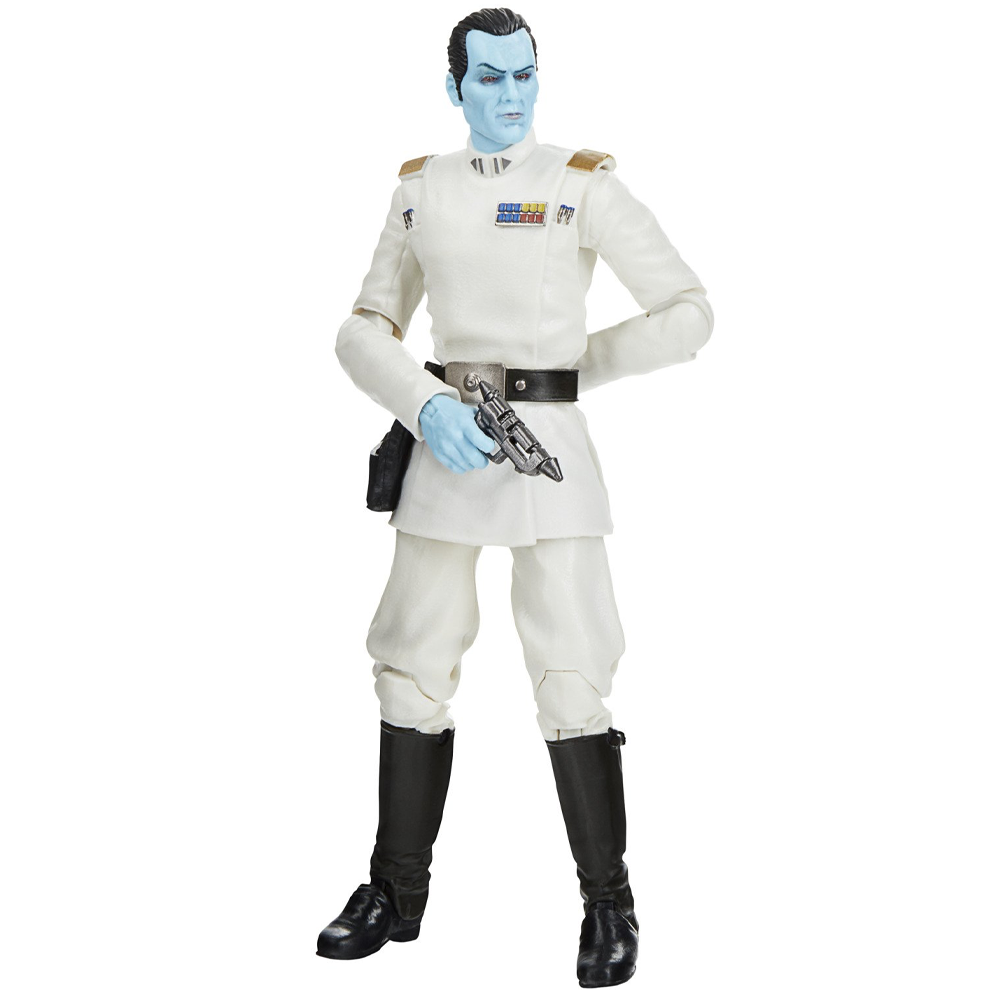 """Grand Admiral Thrawn """"Star Wars: Rebels"""", The Black Series Archive Wave 1"""