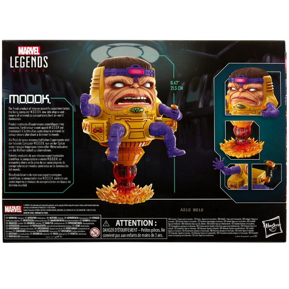 M.O.D.O.K. , Marvel Legends
