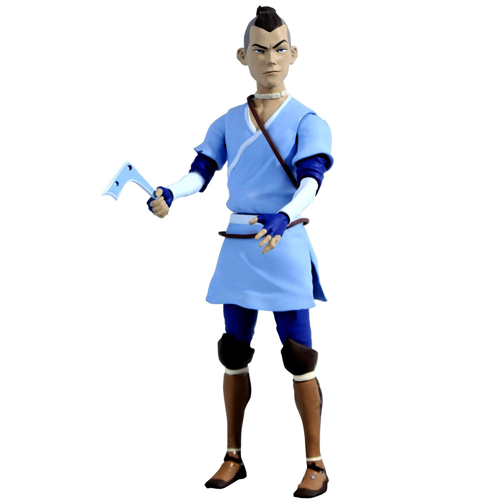 "Sokka ""Avatar: The Last Airbender"" Series 4, Diamond Select Toys"