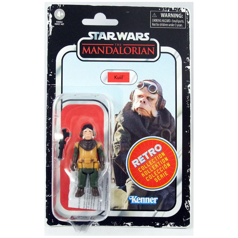 "Kuiil ""The Mandalorian"", Star Wars The Retro Collection"