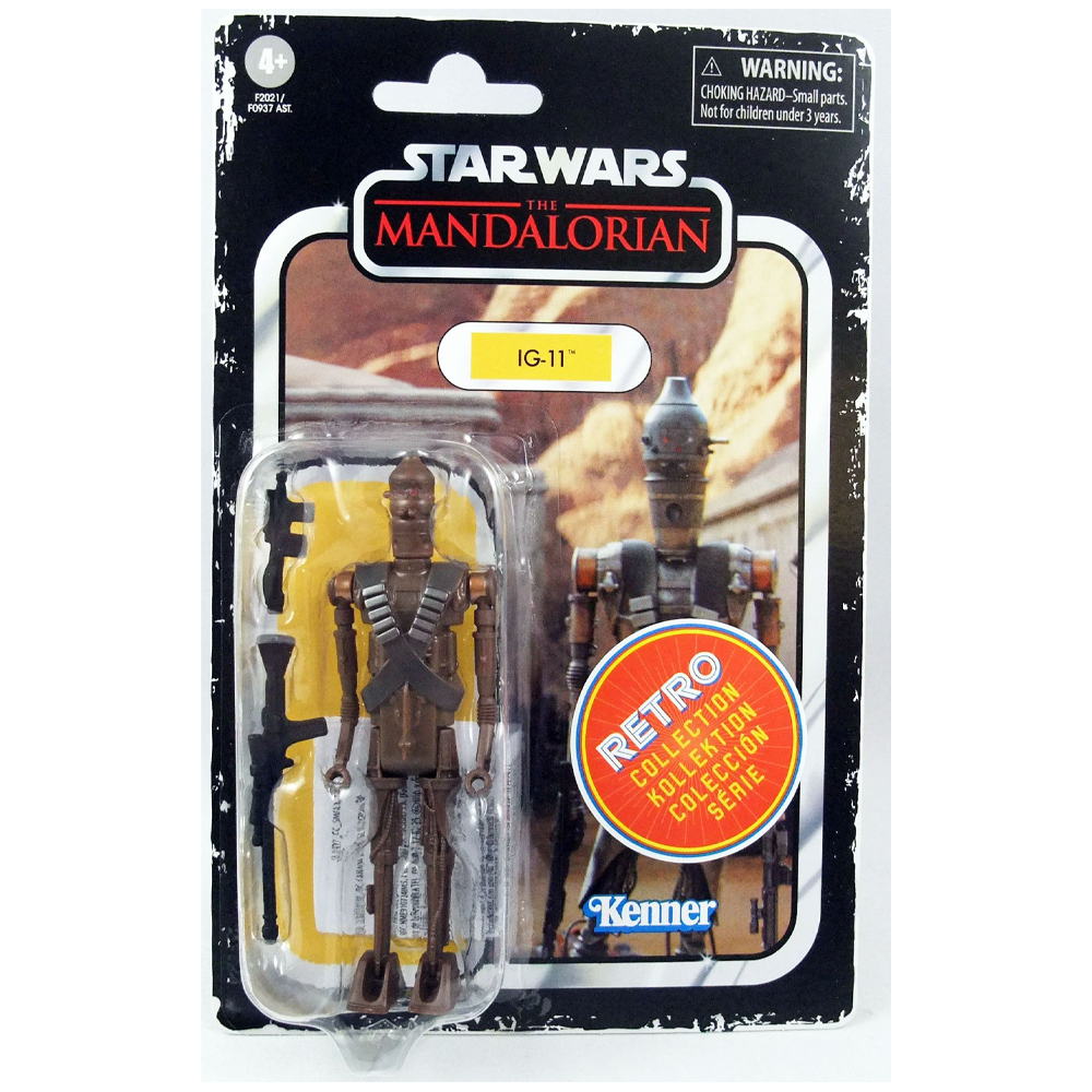 """IG-11 """"The Mandalorian"""", Star Wars The Retro Collection"""