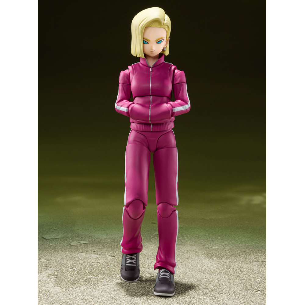 "[Preventa Agotada] Android No. 18 -Universe Survival Edition- ""Dragon Ball Super"", S.H.Figuarts - Tamashii Web Exclusive -"