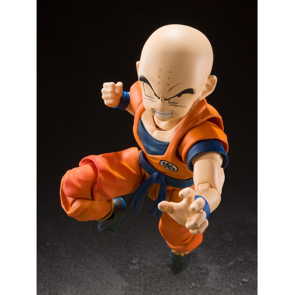 "Krillin - Earth's Strongest Man - ""Dragon Ball Z"", S.H.Figuarts"