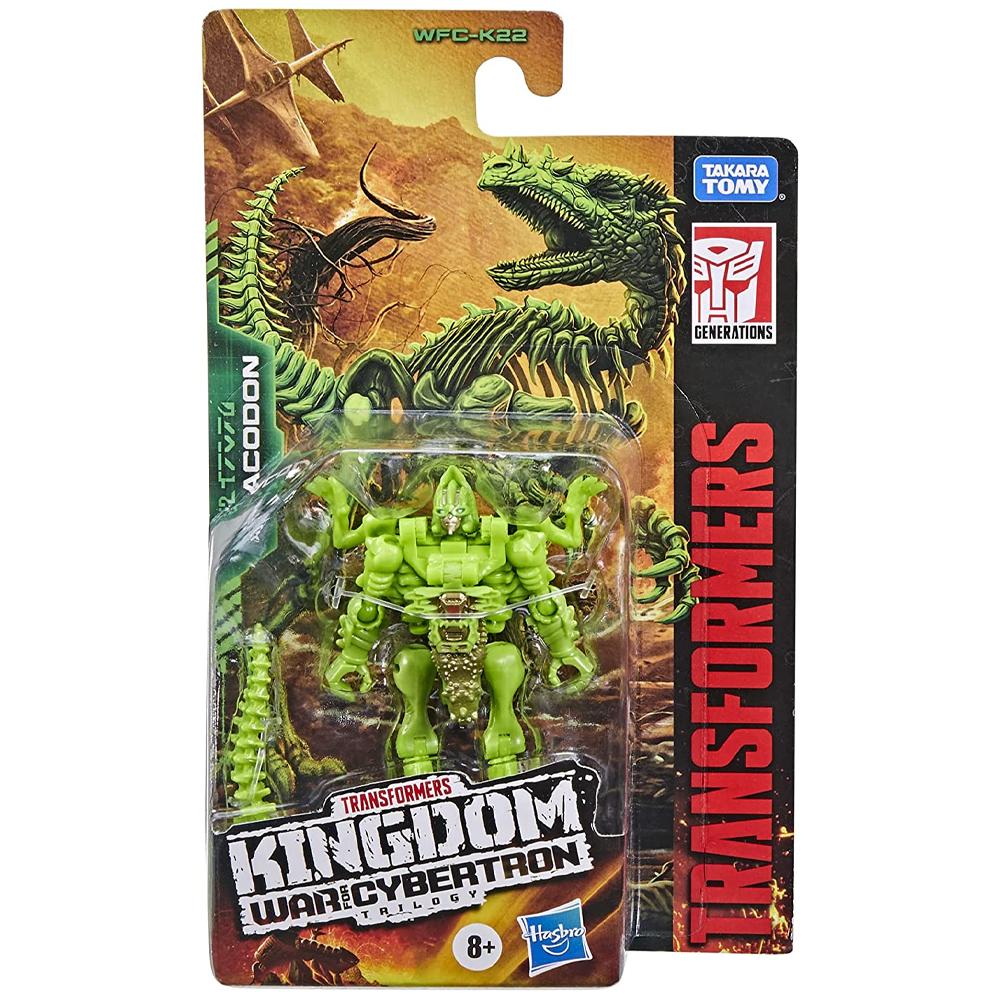 Dracodon Core Class, Transformers Kingdom Wave 3