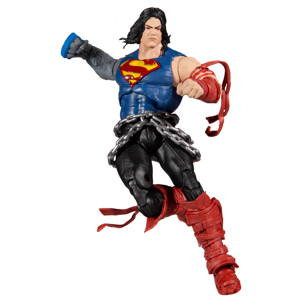 "Superman ""Dark Nights: Death Metal"", DC Multiverse - McFarlane Toys"