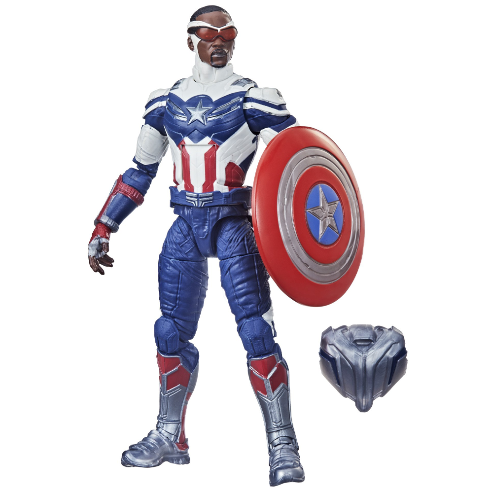 "Captain America ""Sam Wilson"" (Captain America Flight Gear Wave), Marvel Legends"