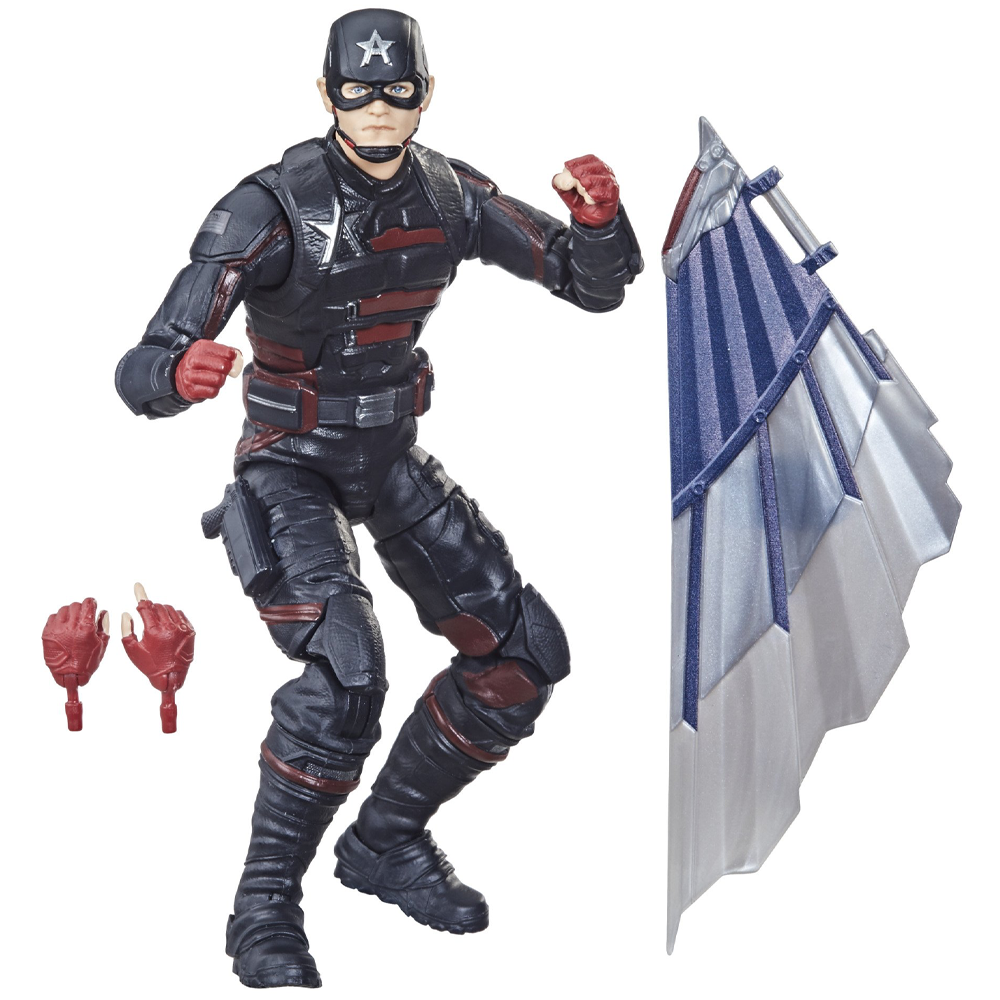 U.S. Agent (Captain America Flight Gear Wave), Marvel Legends