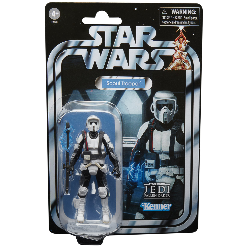 """Scout Trooper """"Star Wars: Jedi - Fallen Order"""", The Vintage Collection Gaming Greats"""