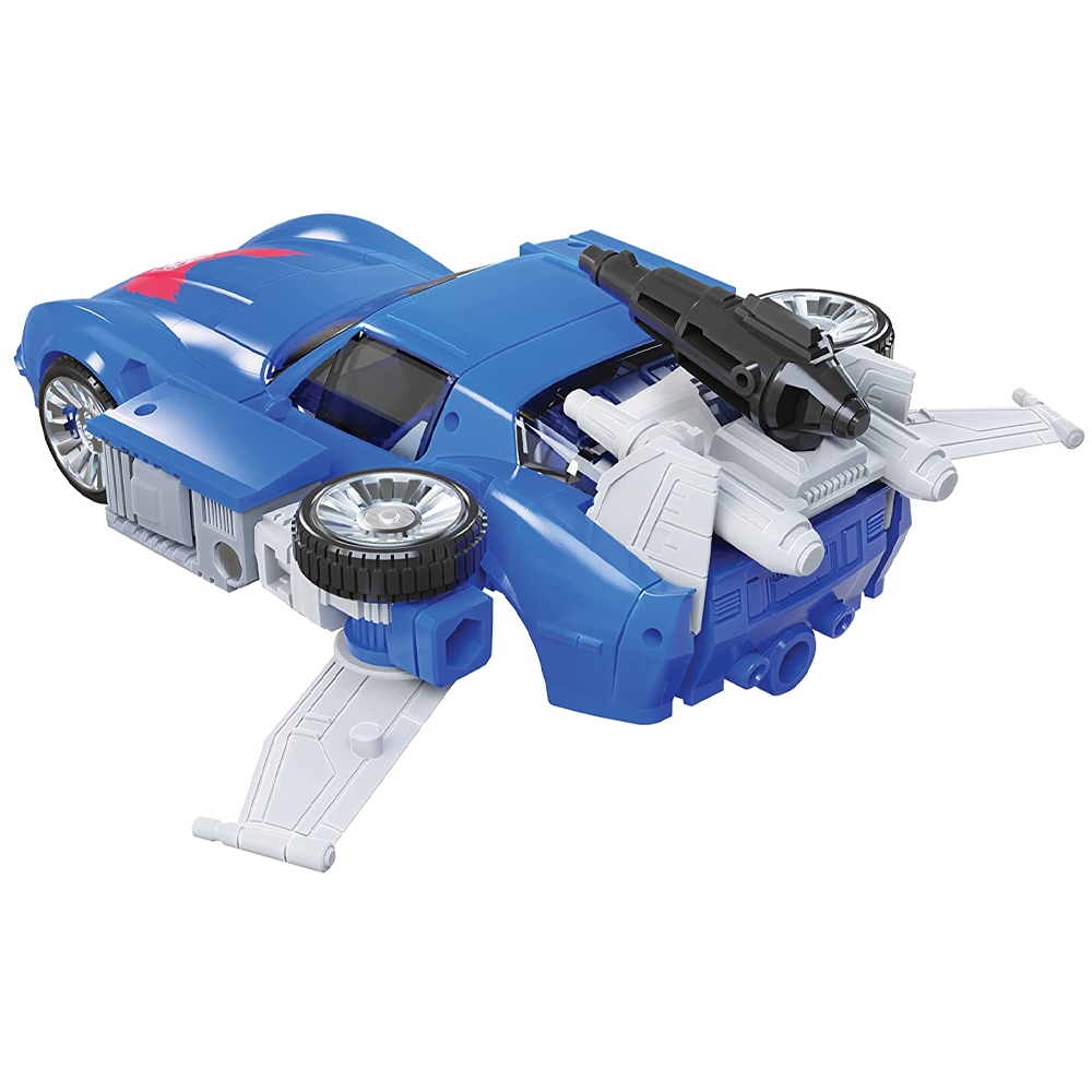 Autobot Tracks Deluxe Class, Transformers Kingdom Wave 3