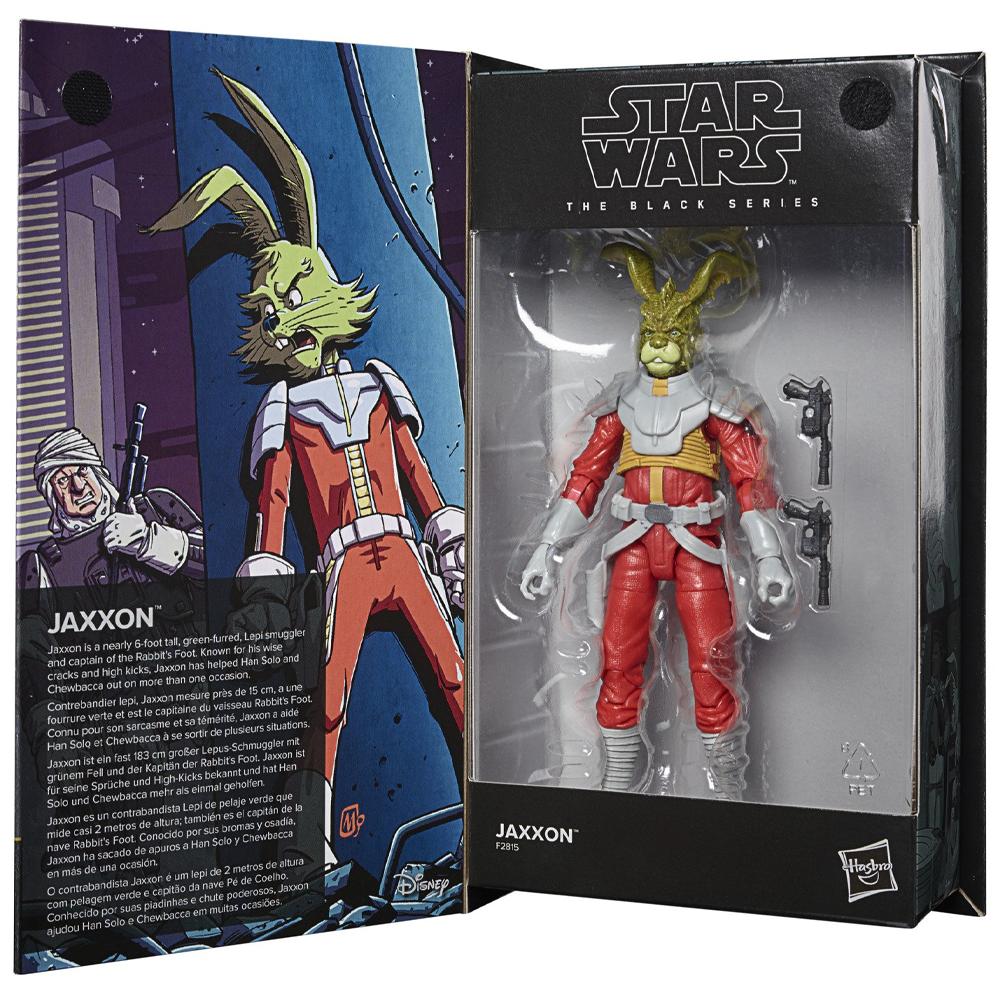 "Jaxxon ""Star Wars Adventures"", The Black Series - Lucasfilm 50th Anniversary"