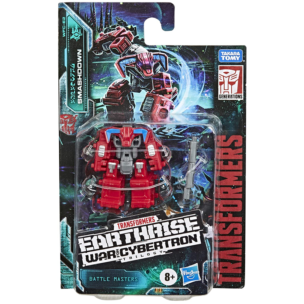 Smashdown Battle Masters, Transformers Earthrise