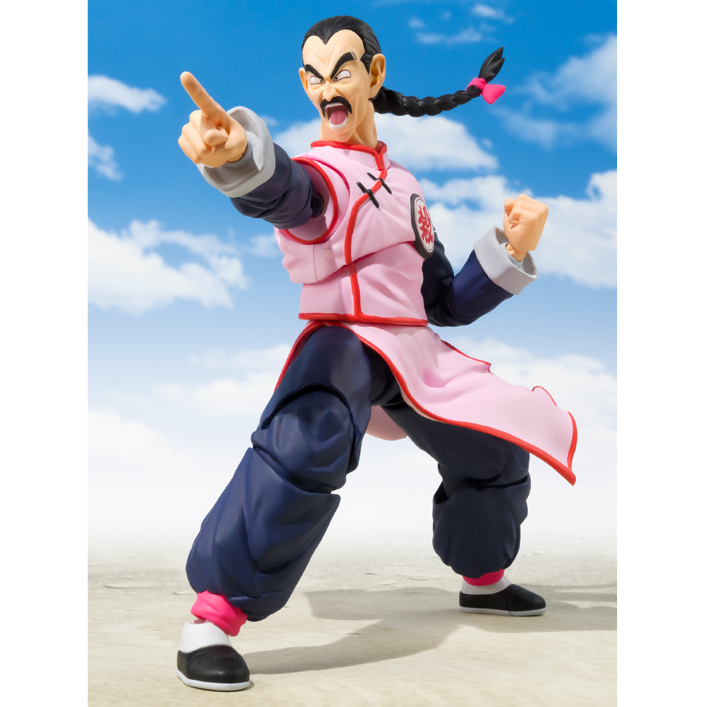 "Tao Pai Pai ""Dragon Ball"", S.H.Figuarts - Tamashii Web Exclusive -"
