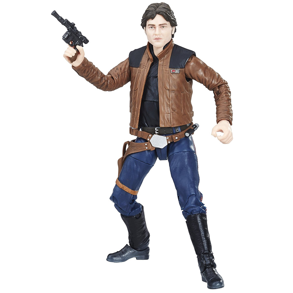 "Han Solo ""Solo: A Star Wars Story"", The Black Series"
