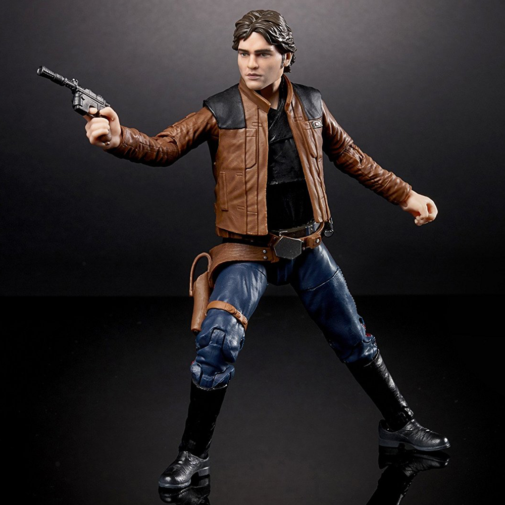 """Han Solo """"Solo: A Star Wars Story"""", The Black Series"""
