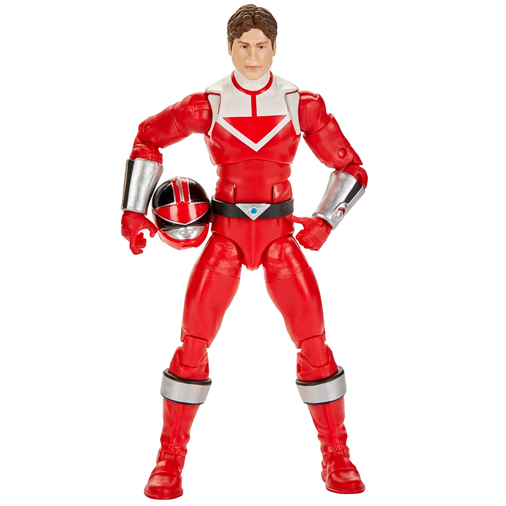 Time Force Red Ranger, Power Rangers Lightning Collection Wave 5