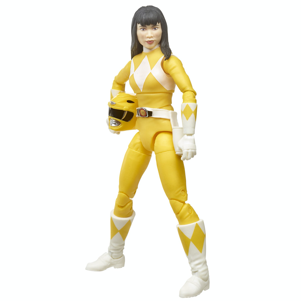 [Pronto] Mighty Morphin Yellow Ranger, Power Rangers Lightning Collection Wave 4