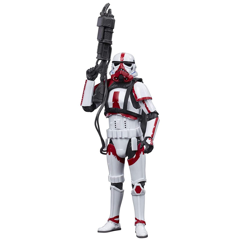 "Incinerator Trooper ""Star Wars: The Mandalorian"", The Black Series Wave 27"