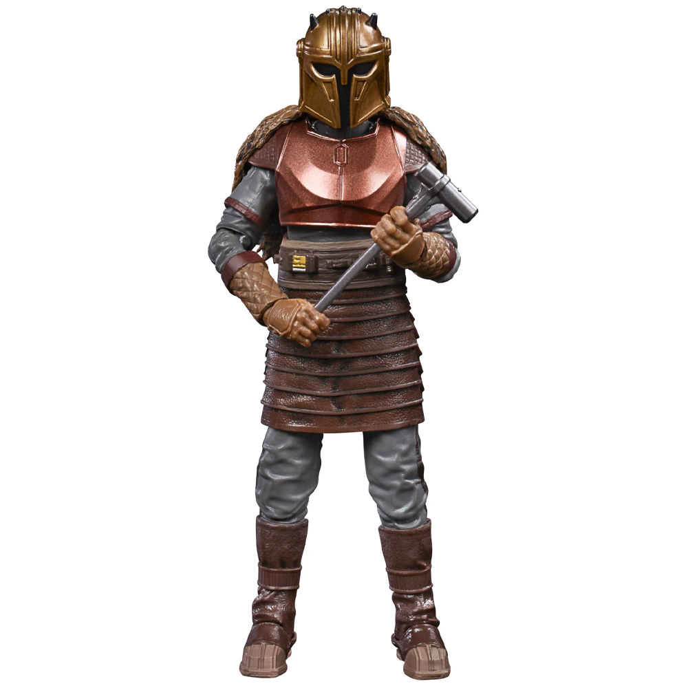 """The Armorer """"Star Wars: The Mandalorian"""", The Black Series Wave 27"""