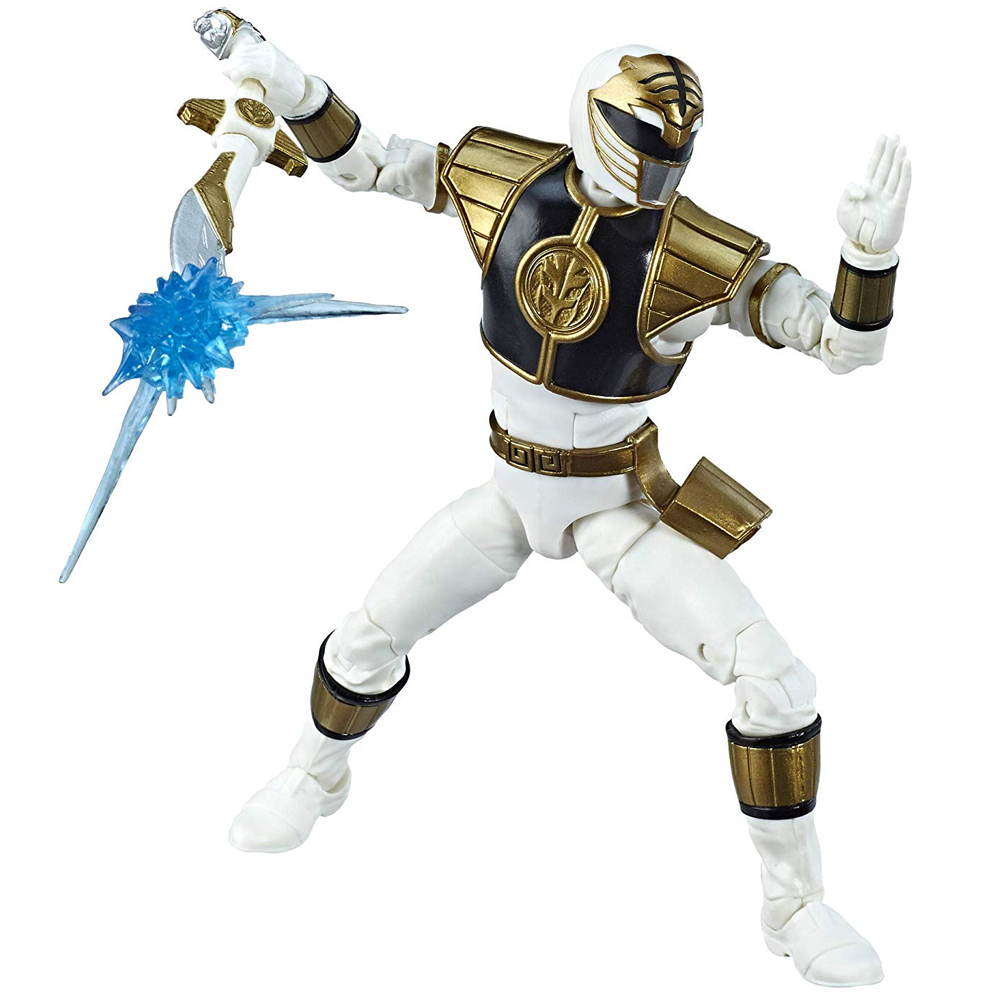 Mighty Morphin White Ranger, Power Rangers Lightning Collection Wave 7