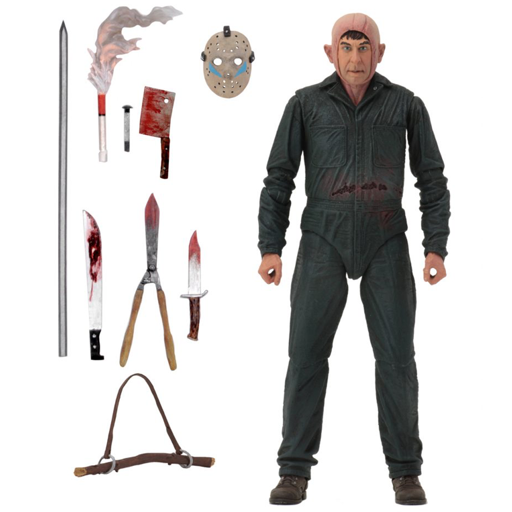 """Ultimate Roy Burns """"Friday The 13th Part 5"""", NECA"""